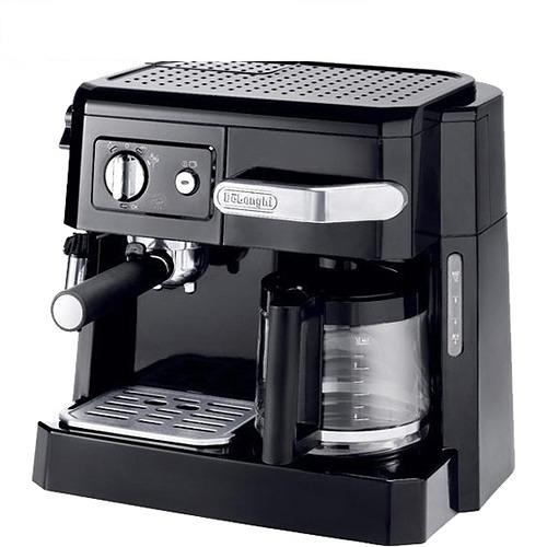 イタリア デロンギ社 コンビコーヒーメーカー ブラック BCO410J-B4017-038_HB