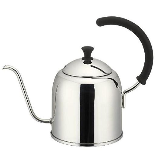 【IH対応】Miyacoffee ドリップケトル 1.2L ミラー MCO-2