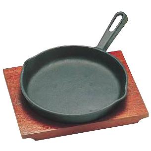 IH対応 トキワ ステーキ皿 永遠の定番 期間限定特価品 NO.315 柄付 大 8-1807-1001_ES 皿外寸径20cm