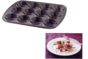 ノルディックウェアー プラチナシリーズ タルトレットパン No.414376-0973-1001_ES