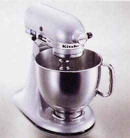KitchenAde/キッチンエイド スタンドミキサー KSM150 4.8L ホワイト
