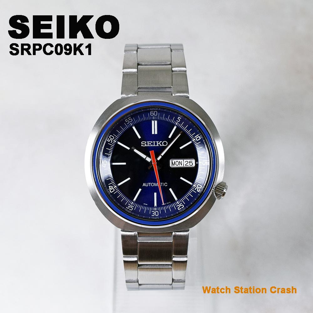 [セイコー]SEIKO 腕時計 RECRAFT AUTOMATIC オートマチック SRPC09k1 メンズ
