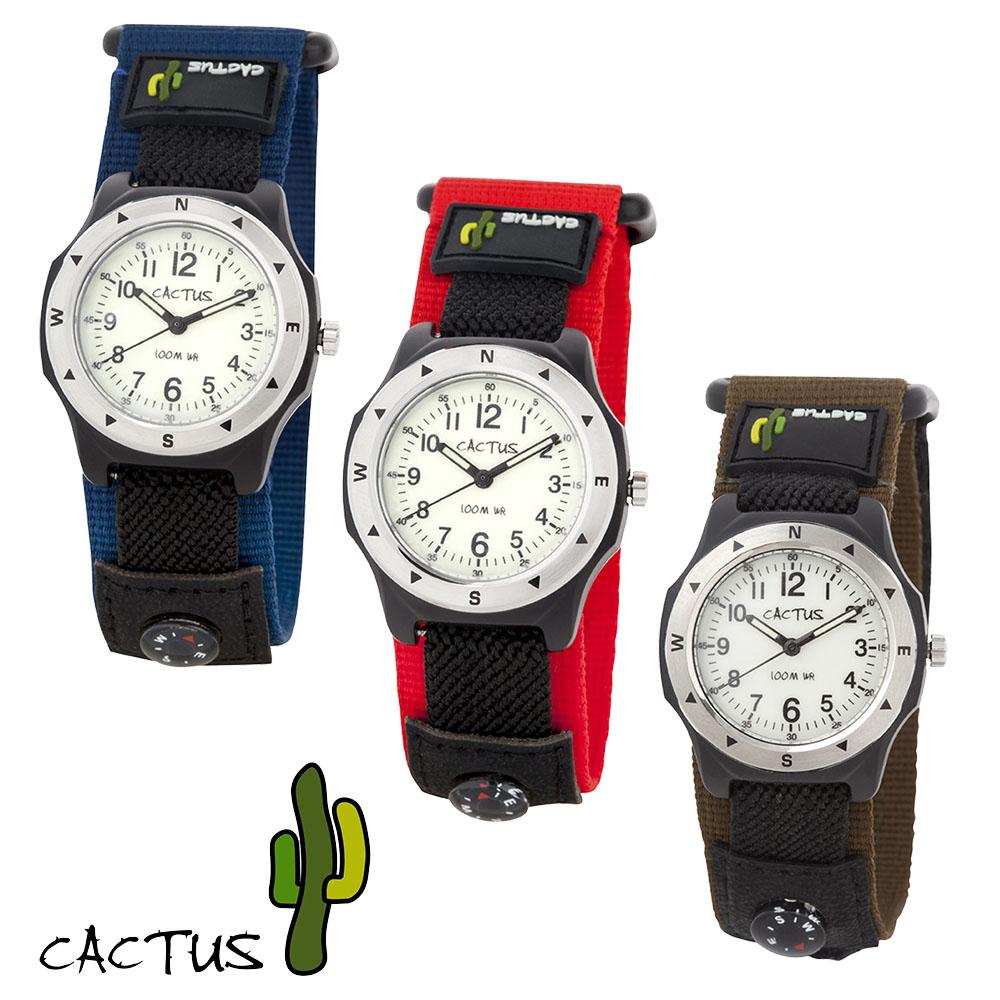 CACTAS/カクタス キッズ腕時計 CAC-65