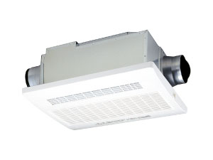 マックス 浴室換気乾燥機 24時間換気機能(3室換気・100V) BS-123EHA