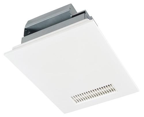 三菱電機 浴室換気乾燥機 バスカラット24(24時間換気機能付・100V電源/標準タイプ) V-141BZ