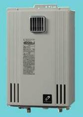パーパス ガス給湯器 エコジョーズ/給湯専用 屋外壁掛形16号 GS-H1600W-1