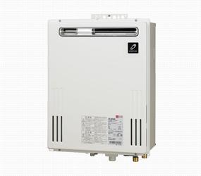 パーパス ガス給湯器 オート 屋外壁掛形24号 GX-2400AW