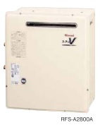 Rinnai(リンナイ) ガス給湯器 フルオート 浴槽隣接設置16号 RFS-A1610A