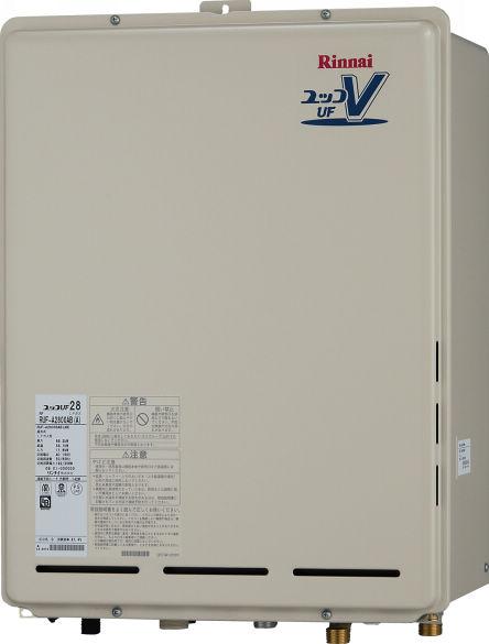 Rinnai(リンナイ) ガス給湯器 フルオート 屋外壁掛 PS後方排気型20号(Q21の機能なし) RUF-A2000AB(A)
