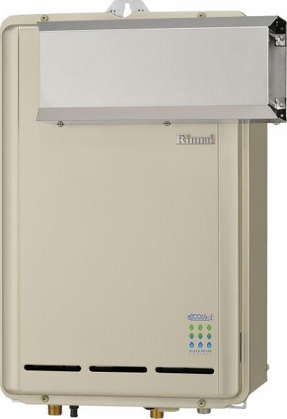 Rinnai(リンナイ) ガス給湯器 エコジョーズ アルコープ設置型24号 RUX-E2400A