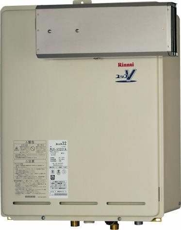 Rinnai(リンナイ) ガス給湯器 音声ナビ アルコープ設置型32号 RUX-V3201A