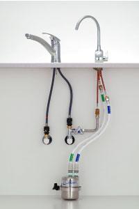 シーガルフォー ビルトイン浄水システム(専用水栓) X1-GA01