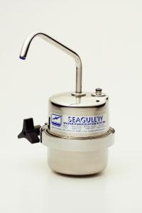 シーガルフォー カウンター据置浄水システム(切替コック/分岐水栓タイプ) X-1DS