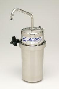 シーガルフォー カウンター据置浄水システム(切替コック/分岐水栓タイプ) X-2DS