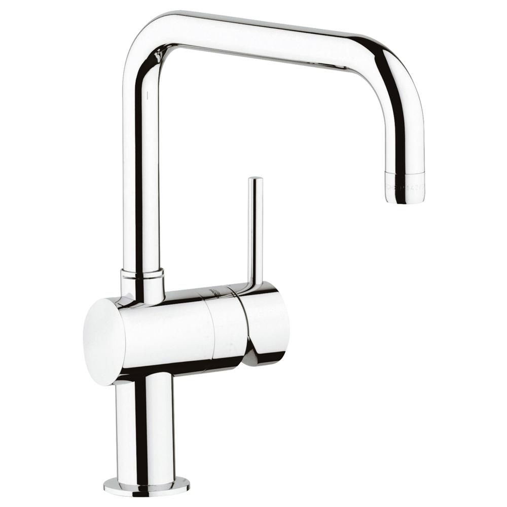 GROHE(グローエ) キッチン水栓金具 ミンタ シングルレバーキッチン混合栓 30283000