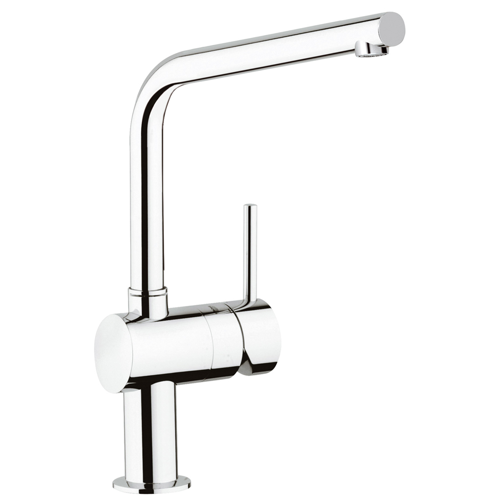 GROHE(グローエ) キッチン水栓金具 ミンタ シングルレバーキッチン混合栓 30284000