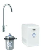 GROHE(グローエ) 炭酸冷水器 GROHE BLUE キッチン単水栓 3149900J
