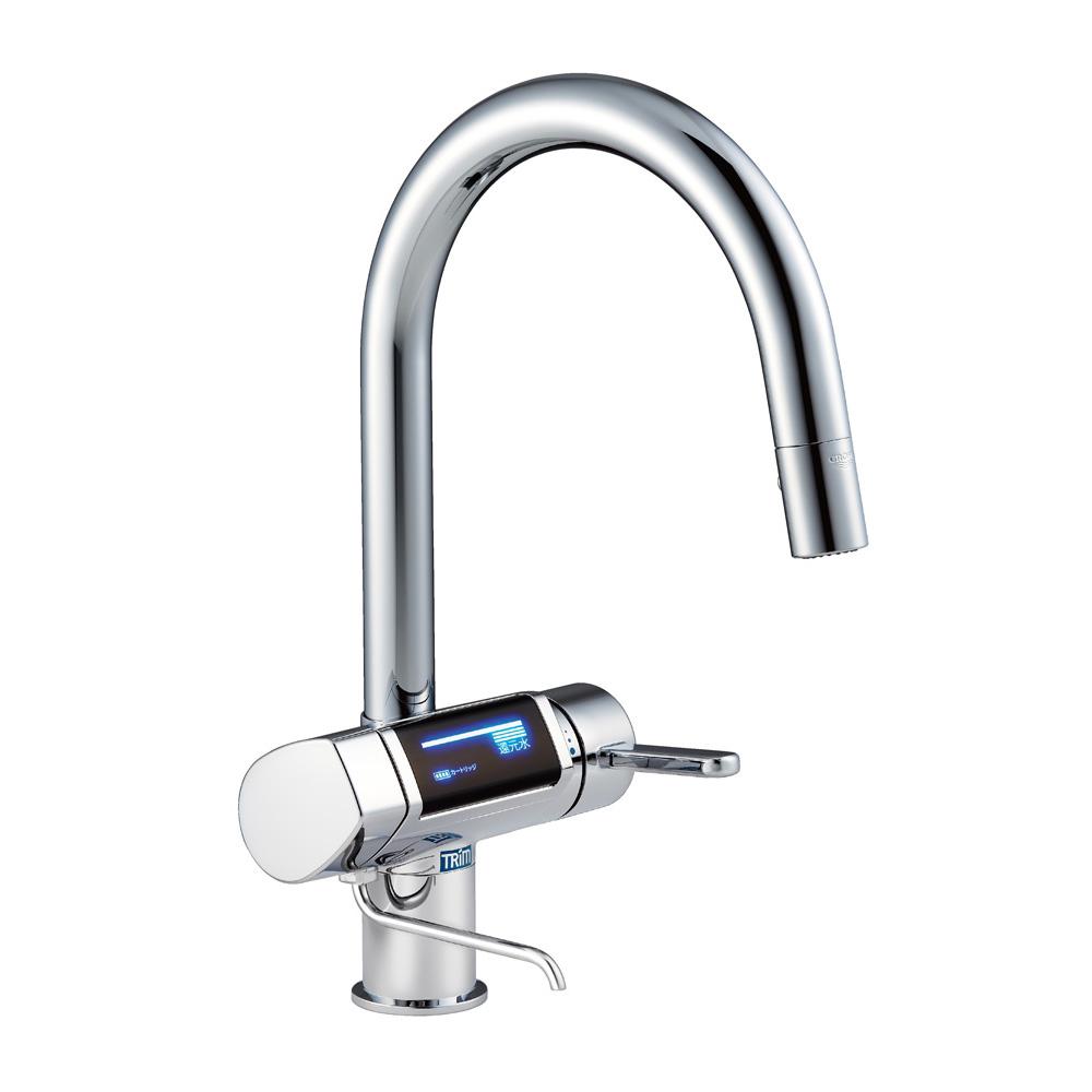 GROHE(グローエ) グラシア電解水素水整水器 シングルレバーキッチン混合栓 JP299400