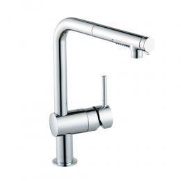 GROHE(グローエ) キッチン水栓金具 ミンタ シングルレバーキッチン混合栓 JP369300