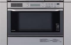 三菱電機 ビルトイン電気オーブンレンジ(200V 33L) CS-RO2-S(シルバー)