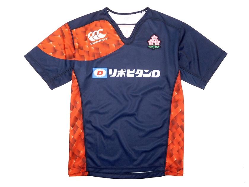 CANTERBURY カンタベリー SEVENS REPLICA ALT JERSEY セブンズ日本代表 メッシュ 半袖Tシャツ ジャージ ネイビー M(ka20180705-1) L(ka20180705-2) XL(ka20180705-3) /メンズ