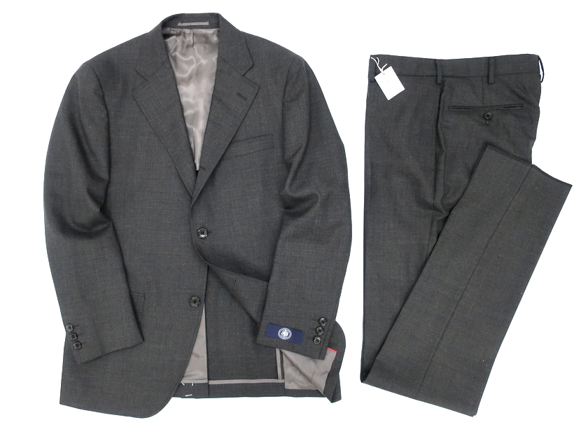 J.PRESS Jプレス 3B段返り 新作販売 ジャケット パンツ PEPPIN MERINO使用 ウール100% 無地 灰 AB4-03 90702a01 AB7-08 正規品送料無料 A5-04 B4-02 AB6-07 200 A6-06 A4-01 B5-05