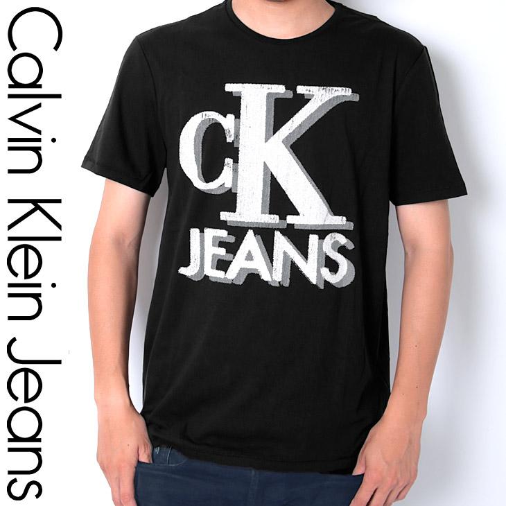 mens calvin klein jeans t shirt