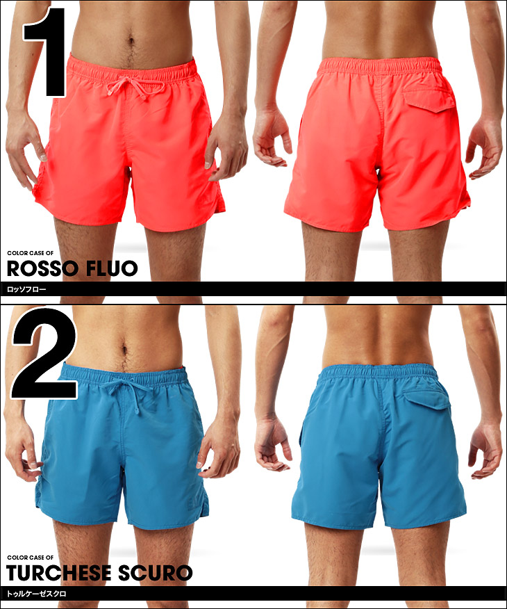 d48ecfaa05 ... Emporio Armani swimsuit men surf underwear board shorts short length SEA  WORLD BW CORE logo swimwear ...