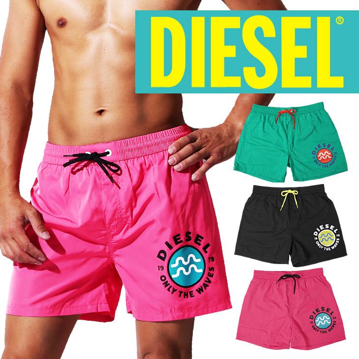 dd94c3c9c7 crazy-ferret: Diesel swimsuit men surf underwear DIESEL BMBX-WAVE CIRCLE LOGO  shorts short pants board shorts logo brand petit gift birthday present ...