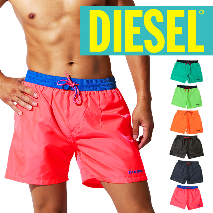 70a09ef97e Gift male in diesel swimsuit men surf underwear DIESEL BMBX-WAVE shorts  short pants board ...