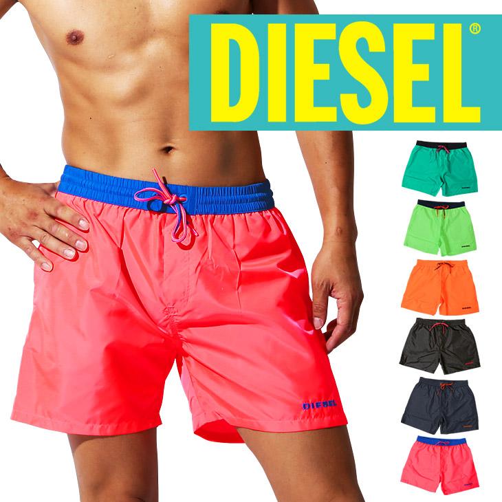 5781812ef2 Gift male in diesel swimsuit men surf underwear DIESEL BMBX-WAVE shorts  short pants board ...