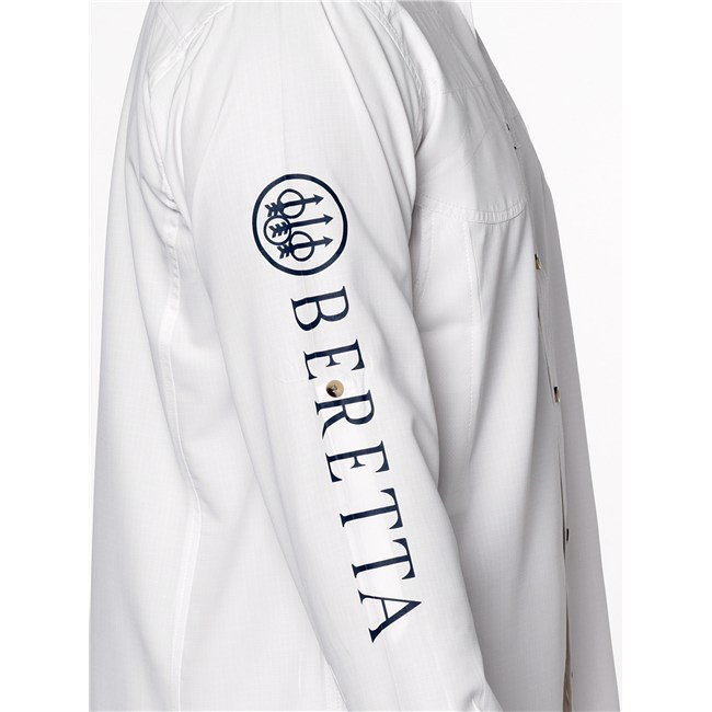 Beretta V2 - Tech Shooting Shirt Long Sleeves