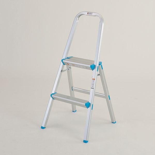 上わく付き踏台 PFD-2A【室内用 上わく付き踏台 踏台 折りたたみ式 作業台 足場台】