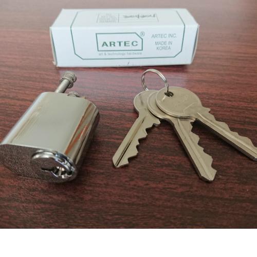 船舶用 ARTEC キーシリンダー ヤンマーFX24CZ 新品・未使用品 鍵付き