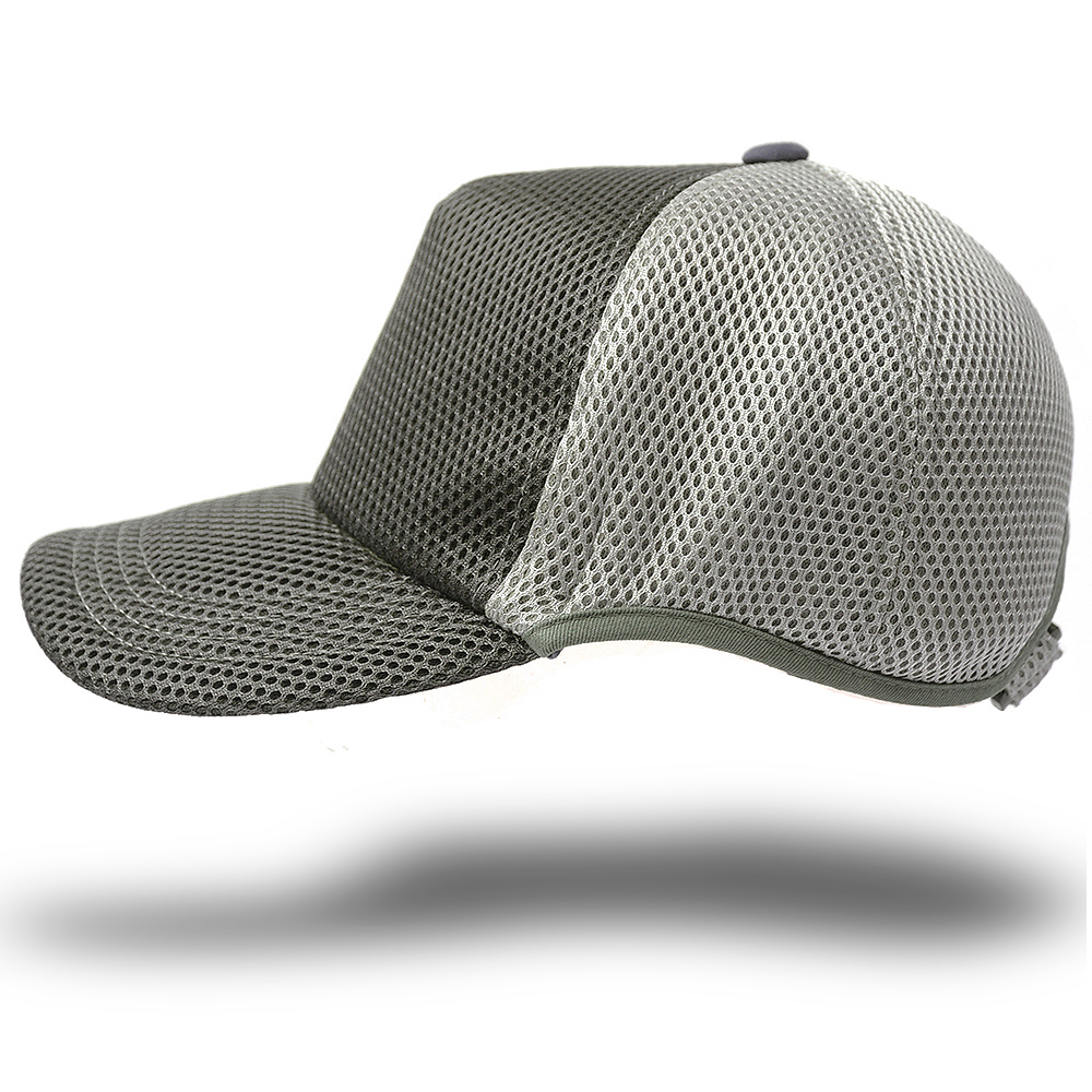 送料無料 大きいサイズ L XLの帽子 正規品 BIGWATCH ビッグワッチ 正規品 耳が痛くならないイヤーラウンド加工 スポーツにもちろん日常コーデにも 帽子 XL ゴルフ 無地ラウンド ライトグレー スポーツキャップ ビッグサイズ 別倉庫からの配送 メッシュキャップ ランニング グレー ウォーキング 秋 CPMG-14R 夏 UVケア 春