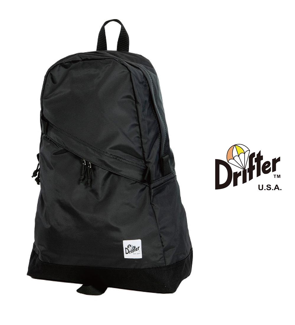 ドリフター Drifter アーバンハイカー ブラック 黒 15L リュック バックパック デイパック デイバッグ バッグ DFV1450/国内正規品/通勤/通学