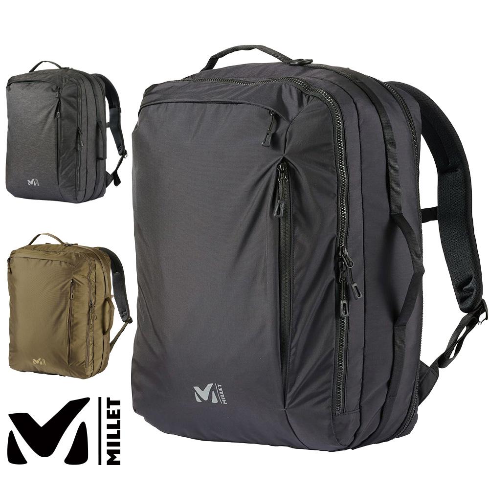 ミレー MILLET EXP 30 MIS0695 4WAYバックパック 30リットル デイパック デイバッグ リュック バッグ ビジネス 出張 旅行 アウトドア/国内正規品/通勤/通学