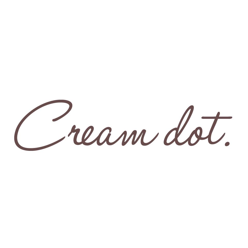 cream-dot