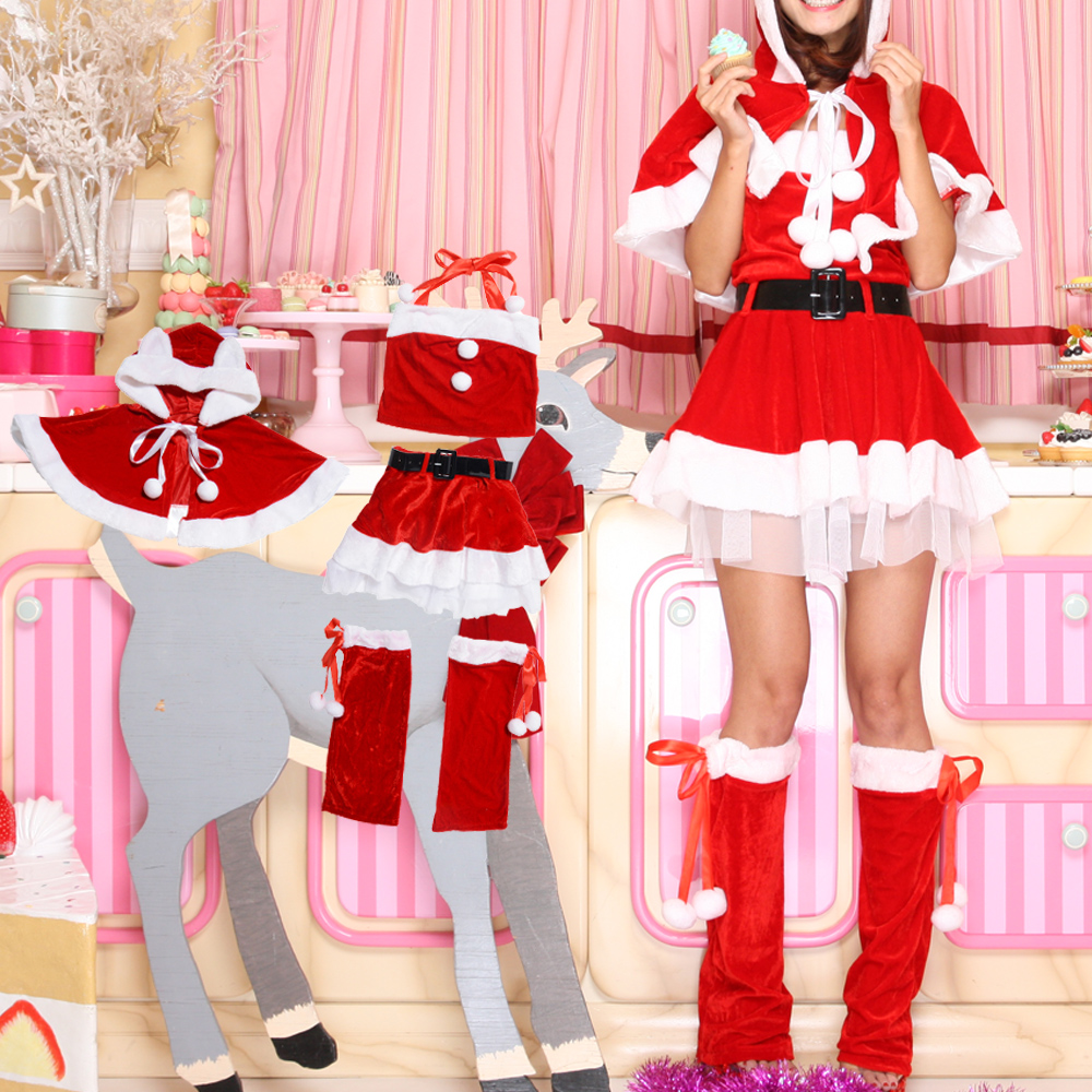 bf2f8c030ff60  即納スピード便 サンタコスプレサンタコス衣装コスクリスマスコスチューム大きいサイズセクシーサンタクロース