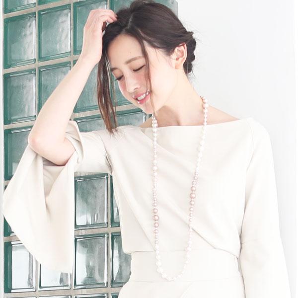 628f1bfaf9411 ... 平子理沙☆大特集 パンツドレスパーティードレス結婚式パンツ大きいサイズ ...