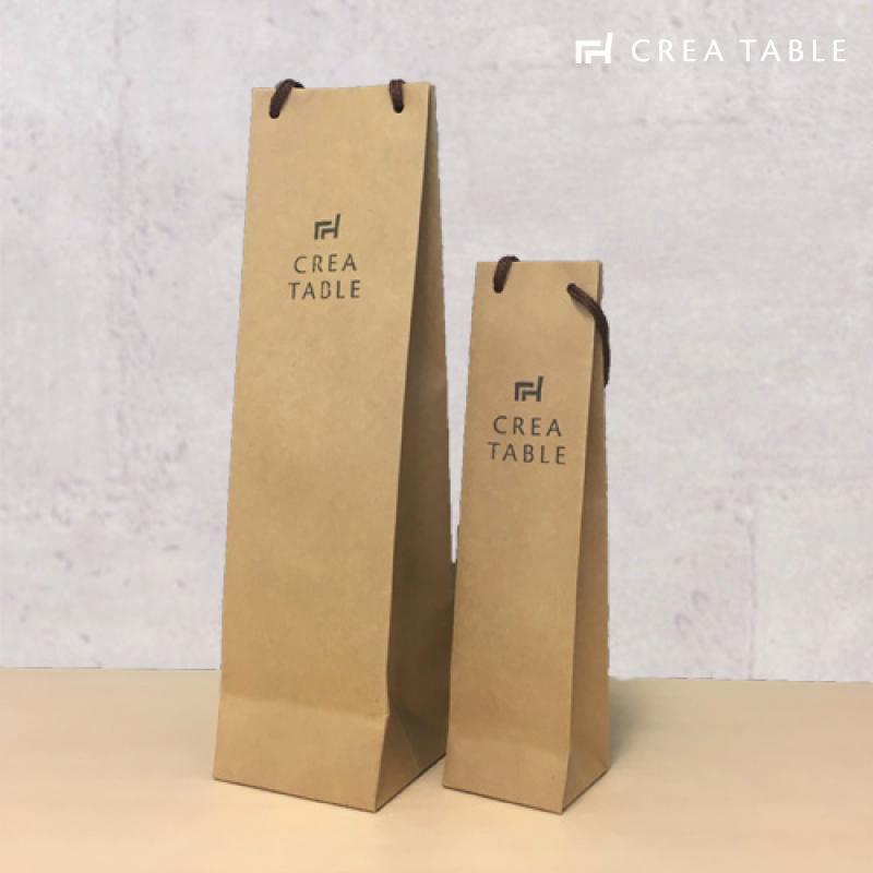同梱専用 ご希望の方は こちらを商品と一緒にカートに入れてください 人気 おすすめ 《ラッピング》 オリジナルギフトバッグ 手提げバッグ 紙袋 手提げ ボトル単品用 テレビで話題 Aタイプ