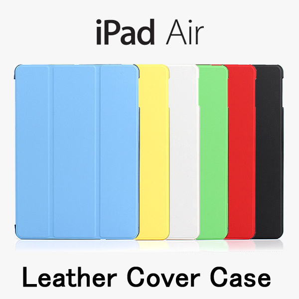 iPad Airボディだけでなく タッチパネルも保護する手帳タイプ AirはiPad第5 6世代と同じ筐体のため 外観 サイズや対応商品も同じです 送料無料 メール便発送 Air 2 iPad5 iPad6 スマートカバー 供え スリープ機能付け レザーケース アクセサリー Smart ケース AL完売しました。 全6色 カバー 三つ折蓋 Cover IPAD用 スマート