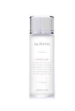 【国内正規品】Dr.MANO Dr.マノ ビオセラム ブライトアップアクア  「 化粧水 」120ml