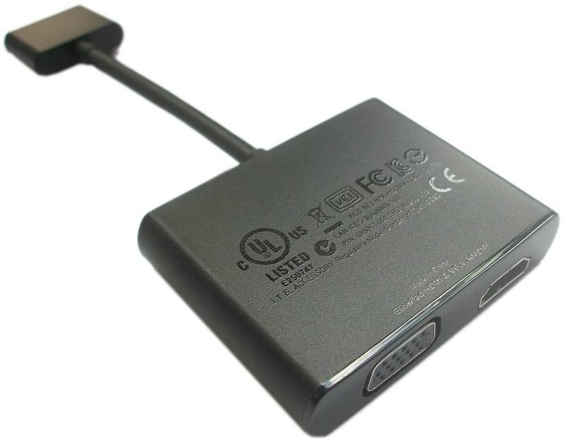 チープ 送料無料 中古品 HP 開店祝い ElitePad HSTNN-GD02 VGA adapter HDMI