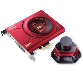 PCIe Sound Blaster Zx [SB-ZX]