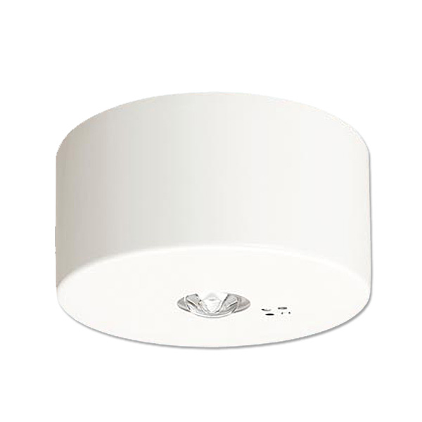 パナソニック 天井直付型LED非常用器具一般型30分間リモコン自己点検機能付非常灯用ハロゲン電球13形相当昼白色:NNFB93005J