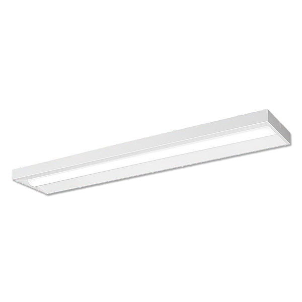 Panasonic XLX450DENKLE9 天井直付型 40形 一体型LEDベースライト Hf32形×2灯定格出力型器具