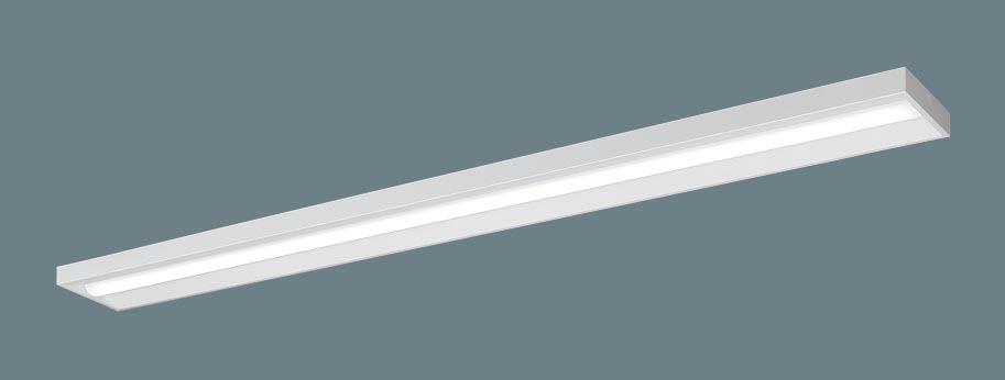 Panasonic XLX830SENLE2 天井直付型 110形 一体型LEDベースライト Hf86形×2灯定格出力型器具相当・スリムベース