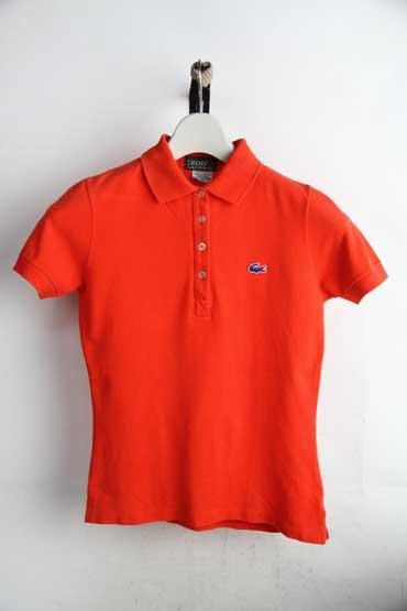 1990年代 ラコステ LACOSTE 期間限定特価品 ポロシャツ M メンズ 中古 古着 女性 レディース 激安特価品