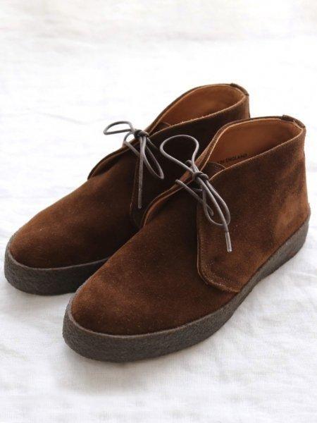 サンダース ◆高品質 硬い革靴が苦手な方にもおすすめ MEN'S ブリットチャッカ SANDERS メーカー再生品 9877PSS